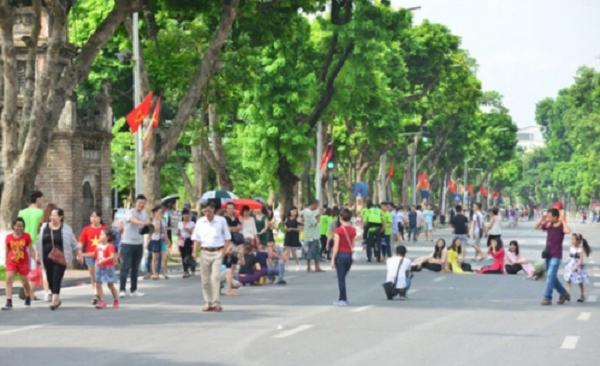 Những địa điểm vui chơi đầu năm không thể bỏ qua tại Hà Nội