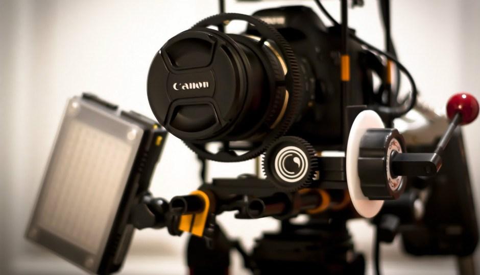 Sử dụng máy ảnh quay video chất lượng