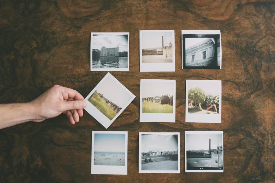 Chọn cách lưu trữ ảnh