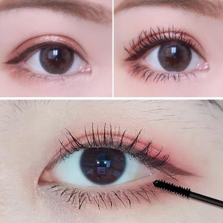 Chọn Mascara và kẻ mắt không trôi